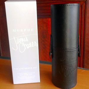 Brand New Morphe X James Charles Eyebrush Set